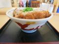 ボリュームかつ丼(724円)+大盛り(0円)