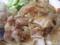 鶏胸肉一枚分のチキンジンジャー