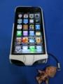 iPhone5にスマートパンツ