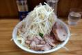 小ラーメン(650円)ヤサイ