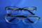 Zoffで買ったメガネ二つ