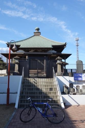 高津観音堂