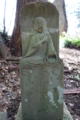 吉橋大師の石像道標