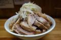 小豚ラーメン(750円)ヤサイ