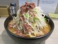 大盛みそらーめん(850円)太麺・ヤサイ