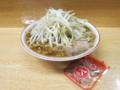 ラーメン【麺少なめ】ヤサイ+かつおぶし(0円)