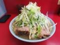 小ラーメン豚入(750円)ヤサイ