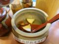 りんご甘酢