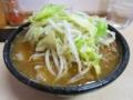 味噌つけ麺(汁)自動ヤサイ