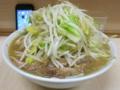小ブタ(750円)ニンニク・自動ヤサイ