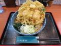 大吉田そば(530円)+大盛り(100円)