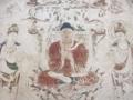 再現された法隆寺金堂壁画