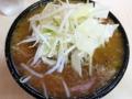 つけ麺(汁)うなずきヤサイ【上】