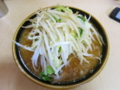 味噌つけ麺[汁]自動ヤサイ【上】