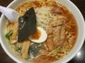 大将麺(700円)+中盛り(50円)【上】