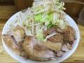 小豚ラーメン(750円)ヤサイ【上】