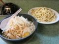 大つけ麺(900円)ヤサイ