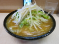 味噌つけ麺(汁)自動ヤサイ[上]