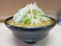 味噌つけ麺(汁)自動ヤサイ[横]