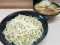 味噌つけ麺(麺)ヒヤモリ[上]