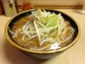 みそ付け麺(800円)【つけ汁】自動ヤサイ