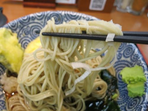 大吉田の蕎麦
