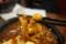 石焼麻婆と刀削麺