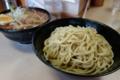 みそ付け麺(800円)自動ヤサイ