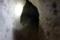 石室の奥の穴の中