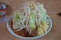 ラーメン豚入り(820円)+ショウガ(50円)+TARO(100円)