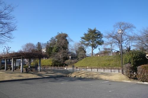 壬生城址公園