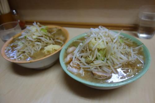 ミニラーメン(600円)×2