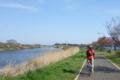 花見川サイクリンロード