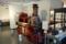 蒸気ポンプの展示