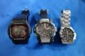 腕時計三本