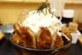 トリプルソースカツ丼