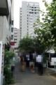 新橋二郎食後の港屋の行列