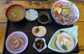 海鮮丼膳(2000円)