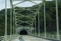 雁坂トンネル入口