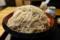 特盛りの更科蕎麦