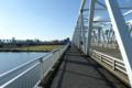 市川橋を渡り東京都へ