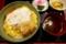 カツ丼(700円)+大盛り(50円)