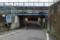 高輪橋架道橋(高輪側入口)
