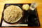 特選 牡丹蕎麦【大盛り500g】(800円)
