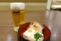 生ビールセット(650円)
