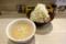 大つけ麺(800円)太麺・野菜マシマシ