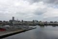 船橋の船溜り
