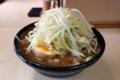 みそ付け麺(汁)ニンニク抜き・自動ヤサイ