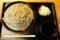 上・恵み蕎麦【大盛500g】(750円)