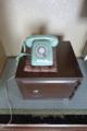 電話と金庫